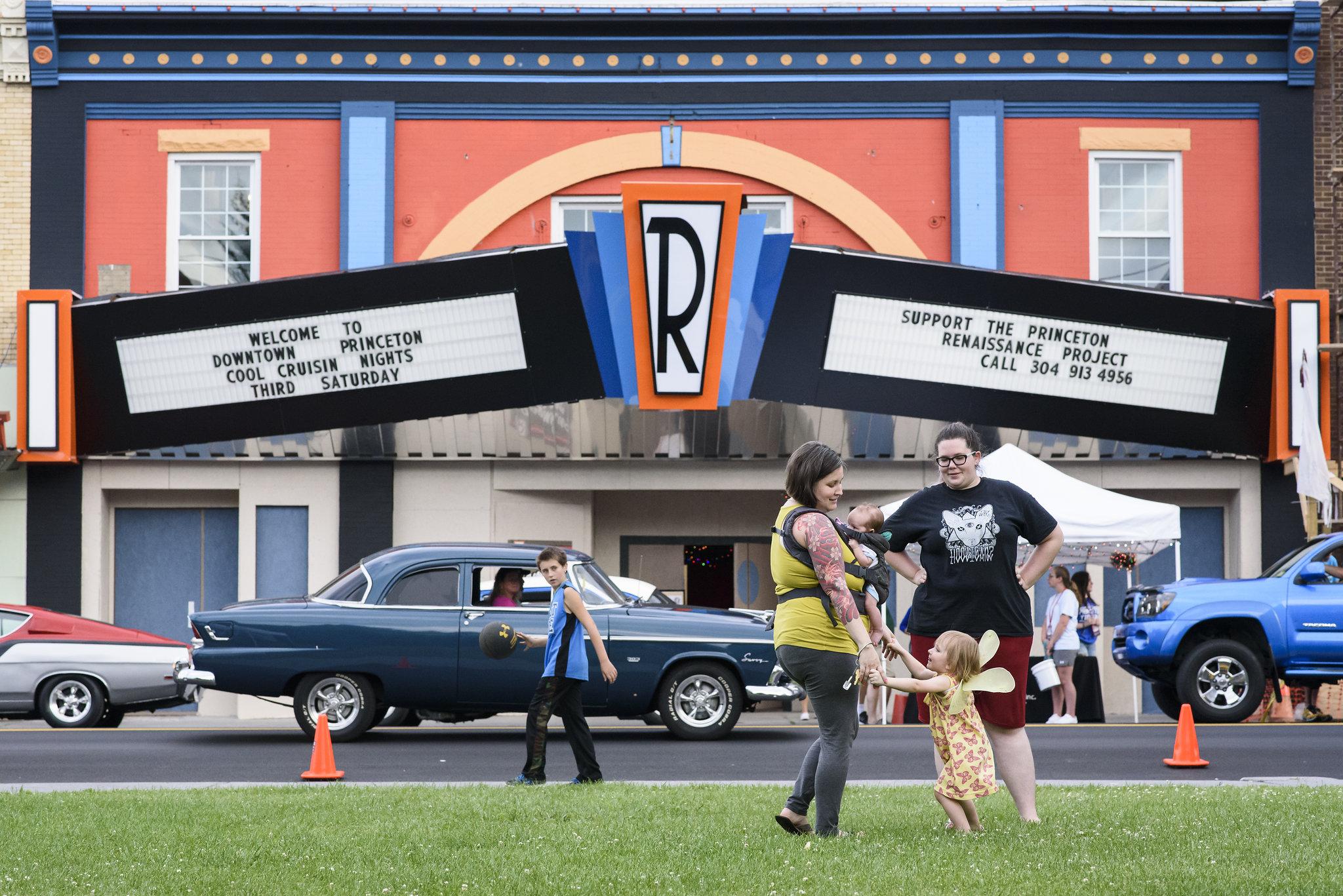 Princeton-Renaissance-Theater-Project